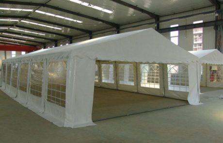 אוהל להשכרה לאירועים 5X12 עד 100 איש