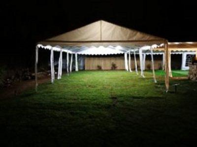 פרוייקטים אחרונים של הקמת אוהלים ברחבי הארץ